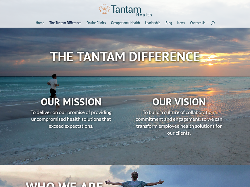 Tantam Health - Occupational Health Provider